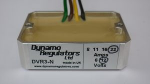 DVR3 regulator
